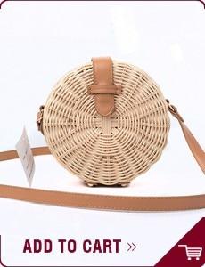9b1535f795 2019 New Fashion Octopods Tassel Woven Rattan Bag Casual Beach Bag Trend  Bolsas Femininas Women Handbag Big Bag Straw Bags