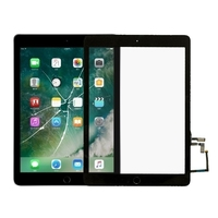 For iPad 5 9.7 inch 2017 A1822 A1823 touch screen with home button cable