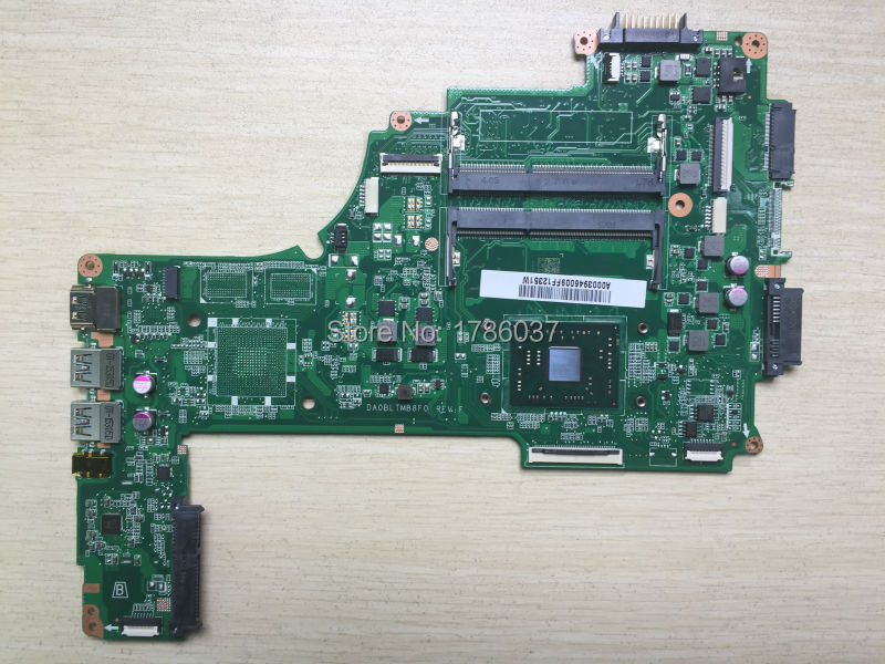 Free Shipping A000394600 DA0BLTMB6F0 for Toshiba Satellite L50 L50-B series motherboard .All functions 100% fully Tested ! free shipping a000241240 for toshiba satellite p70 p70 a p75 p75 a dabdbdmb8f0 motherboard all functions 100% fully tested