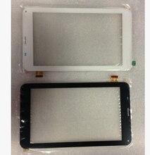 """Nueva pantalla táctil Para 7 """"Cubo U51GT Talk 7X Tablet panel táctil FPC-TP070341u51gt Digitalizador Del Sensor de Cristal FreeShipping reemplazo"""