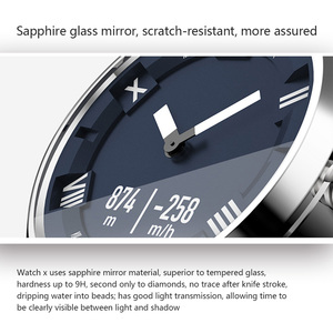 Image 4 - Lenovo Watch X Plus Smart Watch Bluetooth 5.0 Sports Version Smartwatch OLED Screen Double Layer Silicone Strap Wristwatch