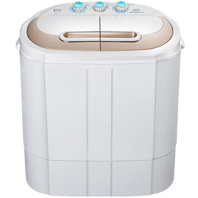 2016 New Lavatrice Wasmachine Lave Linge Small Compact Portable Washing Machine Semi And Dryer Sets 3.5kg Capacity Double Tubes