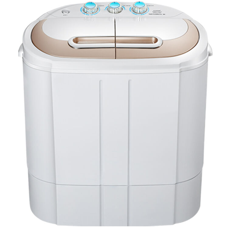 new lavatrice wasmachine lave linge small compact portable washing machine semi and dryer sets 35kg capacity double tubes - Small Washer And Dryer