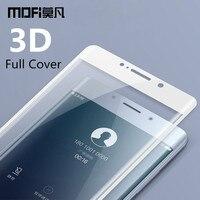 Xiaomi Mi Note 2 Glass Tempered MOFi Mi Note 2 Glass Screen Protector 3D Full Cover