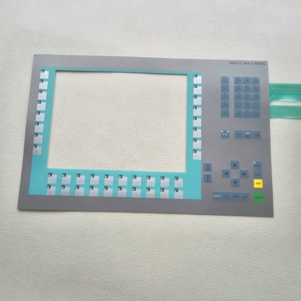 6AV6644-0BA01-2AX1 6AV6 644-0BA01-2AX1 MP377-12 Membrane keypad for SIMATIC HMI repair