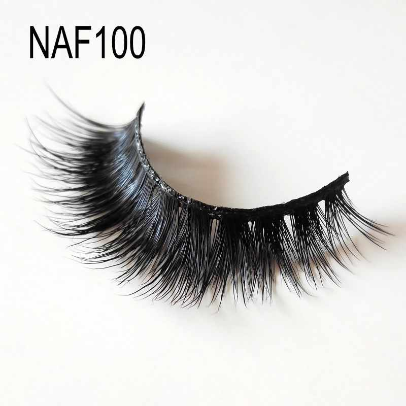 Detail Feedback Questions About 3d Mink Lashes 100 Natural False