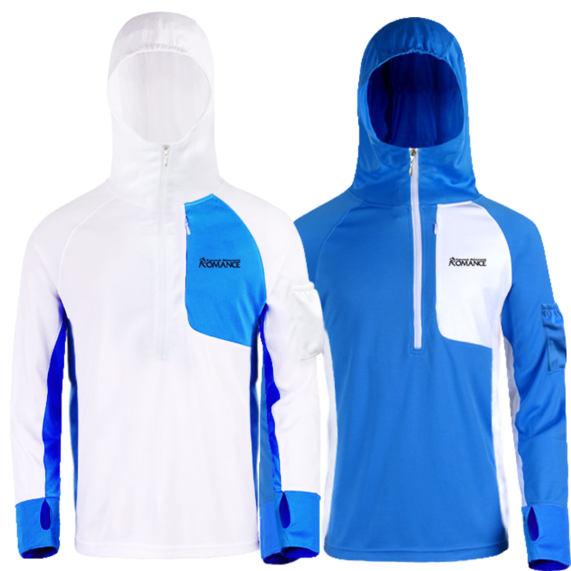 2016 high quality Men Women Brand Outdoor fishing clothing fast drying clothes breathable UV sun protection