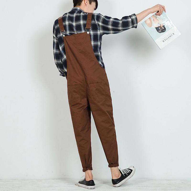 2017 Hommes Casual Coton Slim Pantalons Harem Pantalons Hip Hop - Vêtements pour hommes - Photo 2