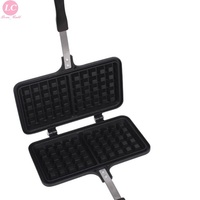 Waffle Molds Cake Mould waffle Mould Biscuit Mold Roasting DIY instrument Baking Tool Mold