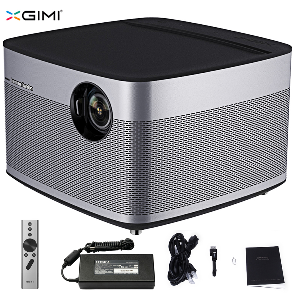 Original XGIMI H1 Projector Home Theater 300 Inch 1080P Full HD 3D 3GB/16GB Android 5.1 Bluetooth Wifi Suppor4K DLP TV Beamer pvt 898 5g 2 4g car wifi display dongle receiver airplay mirroring miracast dlna airsharing full hd 1080p hdmi tv sticks 3251