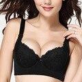 Big cup E Gather sexy lingerie bra underwear women push up bra women sexy bra thin fashion bra big cup C D lace pushup brassiere