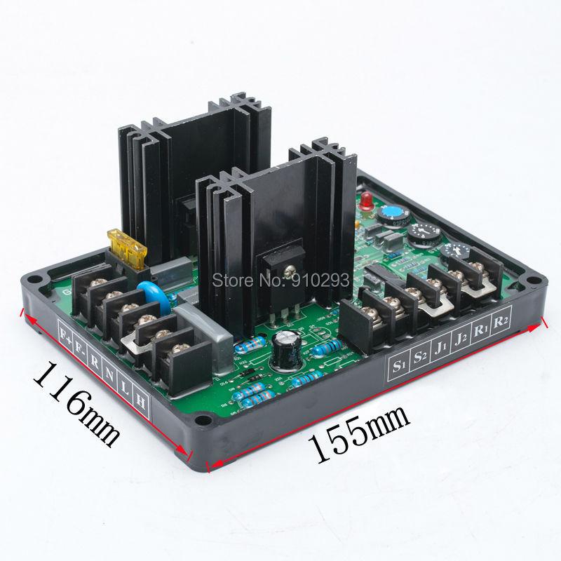 цена на GAVR 20A Universal  Generator AVR Automatic Voltage Regulator Module