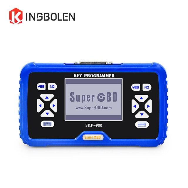 Original de Super OBD SuperOBD SKP-900 SKP900 Clave Programador V5.0 Soporta Casi Todos Los Coches de Envío UpdateOnline Online Update 10 veces