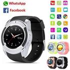 Smart Watch Fashion BT3.0 Watch Men Sport TPU Band GSM 2G SIM Phone Mate For IOS Android Smartphone Wrist Watches Men 18JUL25