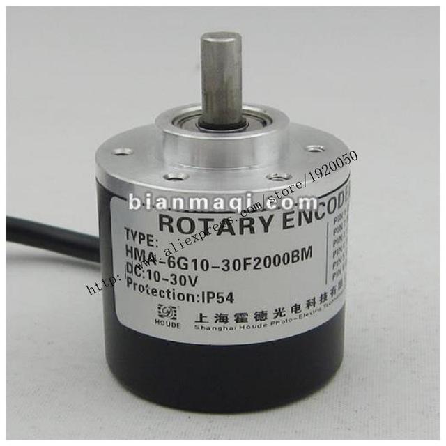 Suministro de H-6G10-30F1000BM codificador rotatorio/1000 líneas