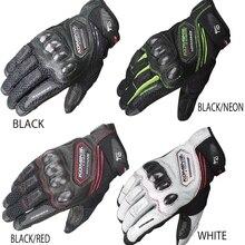 KOMINE GK167 мотоциклетные перчатки дышащий сухой кожа углеродного волокна 3D рыцарь езда 3 вида цветов Размер M, L, XL