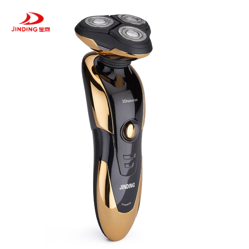 Electric Shaver for Men Washable Fast Charge Triple Blade Rechargeable Razor 3D Floating Head Shaving Machine стоимость