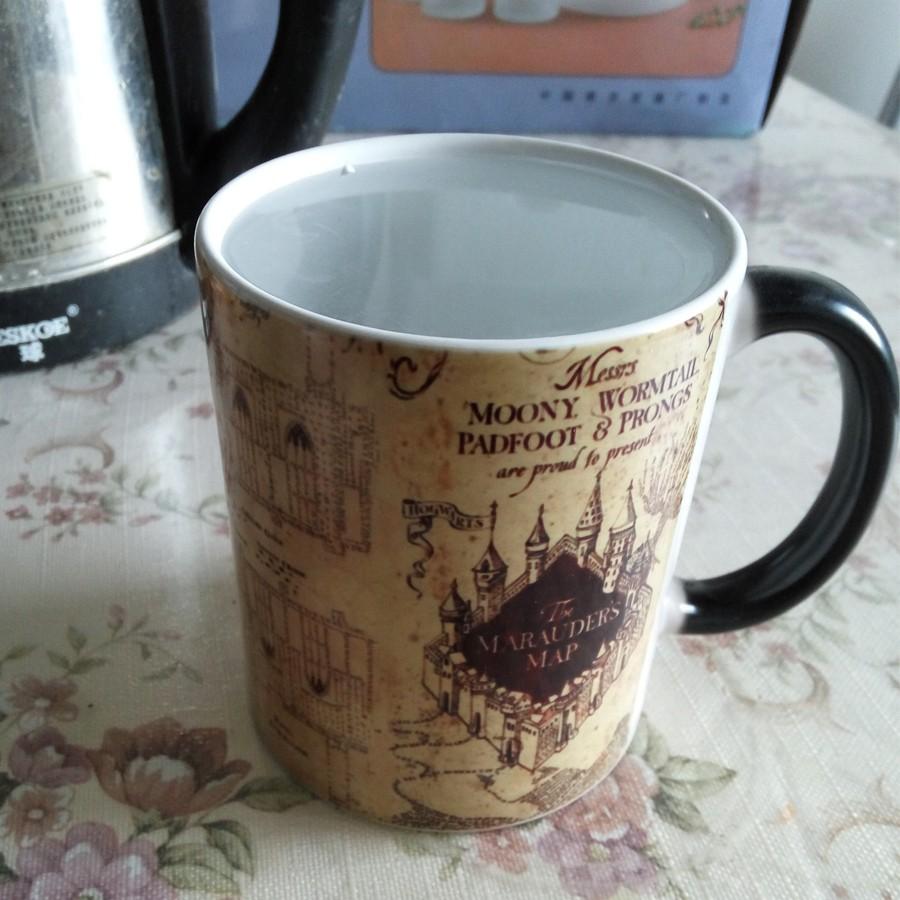 HTB18evqLVXXXXXRaXXXq6xXFXXXN - Magic mug Marauders Map Harry Potter Magic Mug
