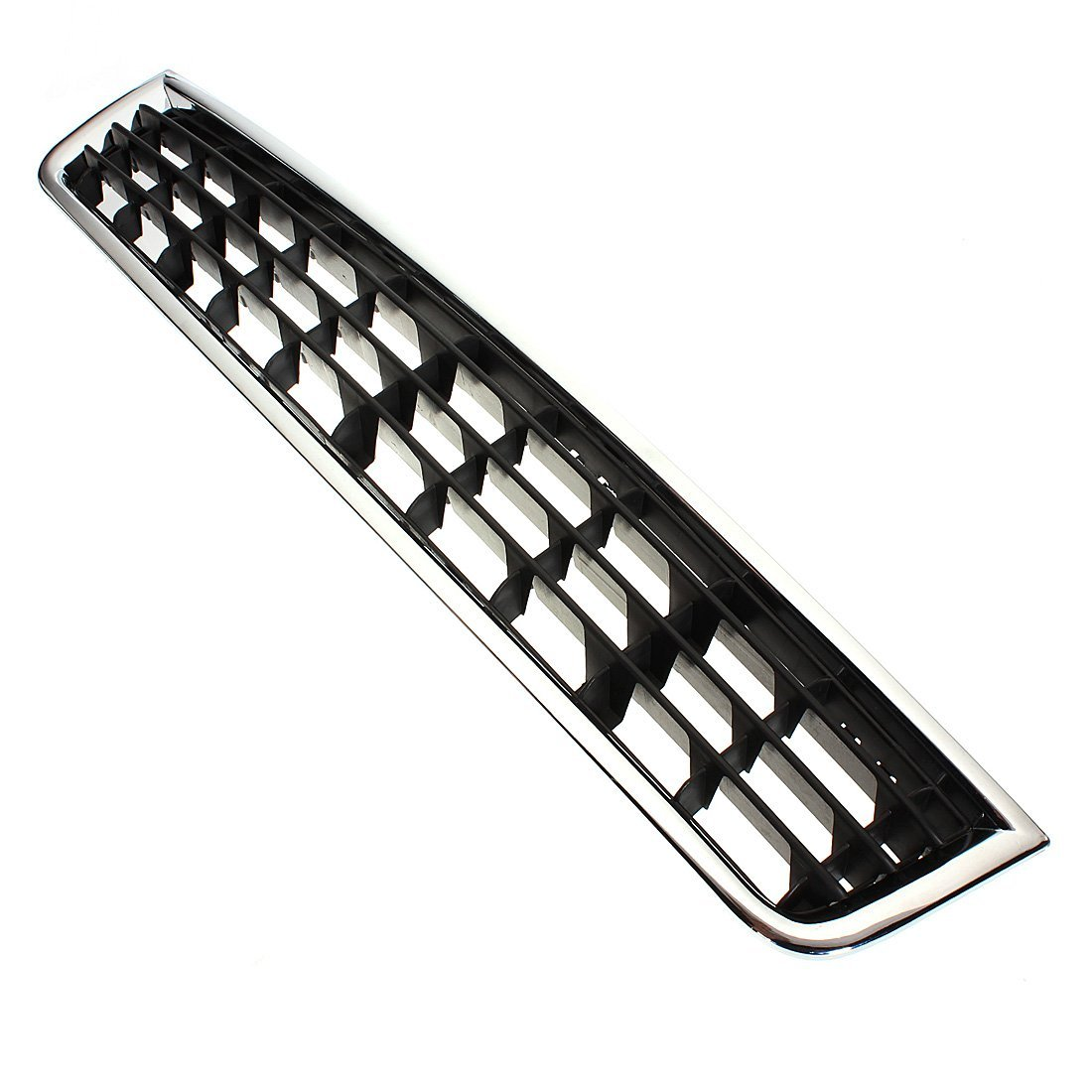 100% Quality Grille Chrome Radiator Grille Front Bumper Center For Audi A4 B6 Limousine 02-05