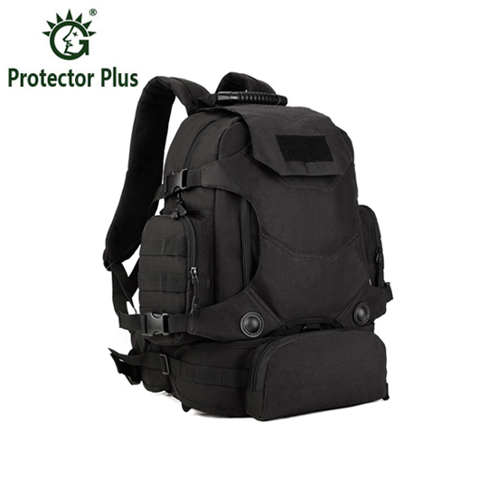 Military Tactics Backpack Waterproof Nylon Hike Camp Backpacks Outdoors Bags Tactics Camouflage Multifunction Rucksack купить