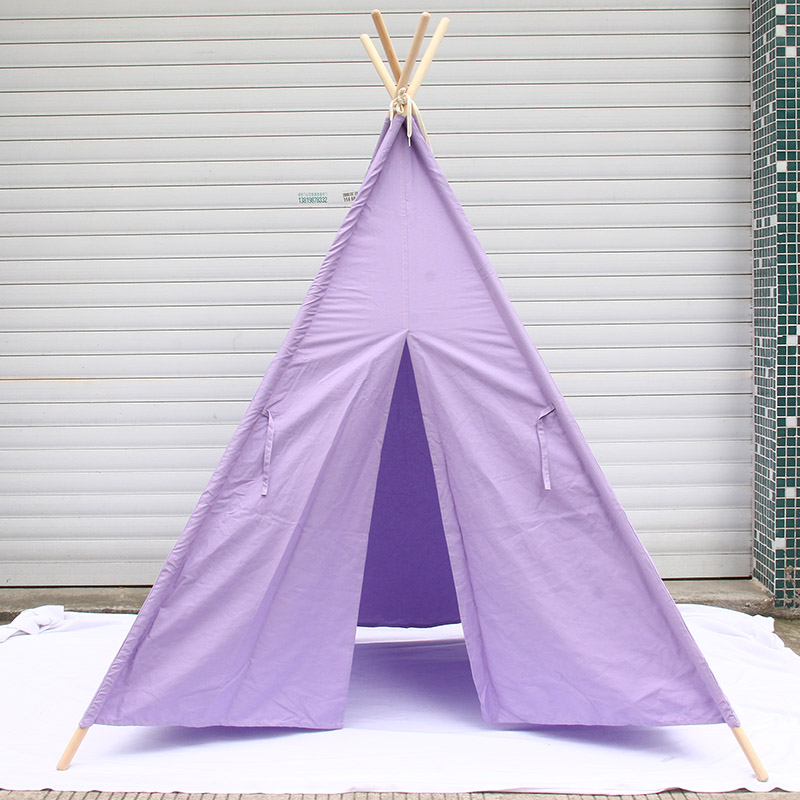 Best Selling Child Toy Tents Tipi Kids Game House Girl Princess Play Tent Teepee Children House Indoor Outdoor Toy Tents funny fishing game family child interactive fun desktop toy