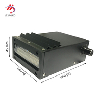 Fan cooling UV lamp for Nocai 6090 Uv flatbed printer 395nm Ricoh G4 G5 Nozzle Ultraviolet printer LED light the cure