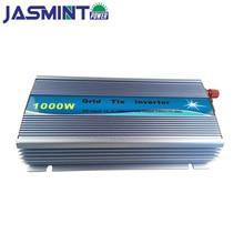 Solar 1000W Grid Tie Inverter MPPT Function, 20-45VDC to AC190-260V or 90-140V Pure Sine Wave Output Micro on grid tie inverter