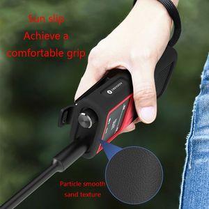 Image 4 - Chống Trượt Silicone Vỏ Ốp Lưng Bảo Vệ Tay Da cho Xiaomi MiJia Smart Bộ Đàm 2 Đài Phát Thanh Interphone Phụ Kiện