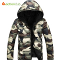 New Fashion Men's Jacket Spring And Autumn Warm Camouflage Jacket Men Overcoat Men's College Coat Jacket Men Casual Jackets