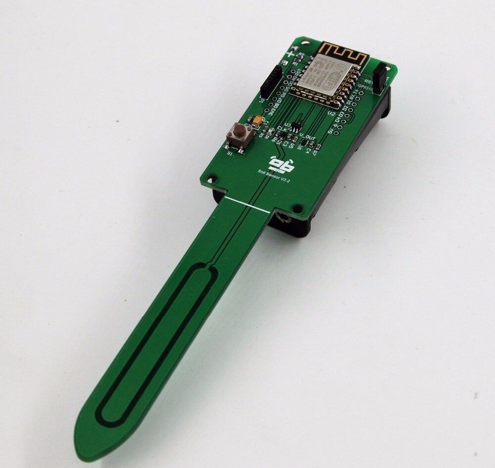 Esp8266 sensor de umidade do solo rev2.1