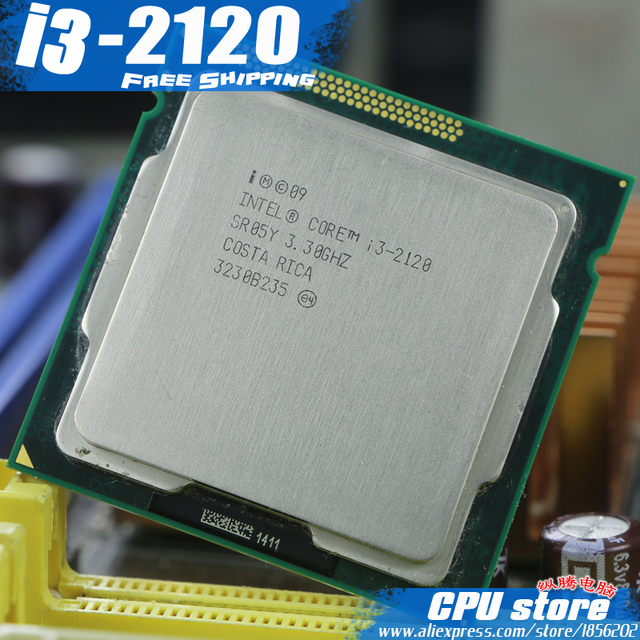 INTEL CORE I3 2120 TELECHARGER PILOTE