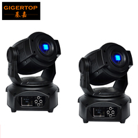 2pcs Lot 60W Led Moving Head Light 15CH DMX512 Spot Moving Head Light USA Luminous FOCUS