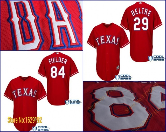 e6b385de2 New Arrival Womens Texas Rangers Shirts  84 Prince Fielder  29 Adrian  Beltre Authentic Girls