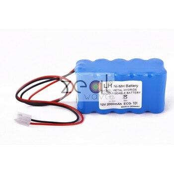 FOR Bangjian ECG-300G ECG-300 ECG-101A ECG-300A three-lead Electrocardiograph Battery фото