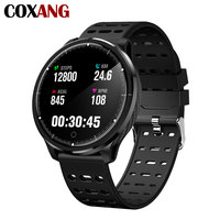 COXANG P71 Smart Watch Men IP68 Waterproof Pedometer Sport Smartwatch Heart Rate Monitor Man Fitness Hour Clock For Android IOS