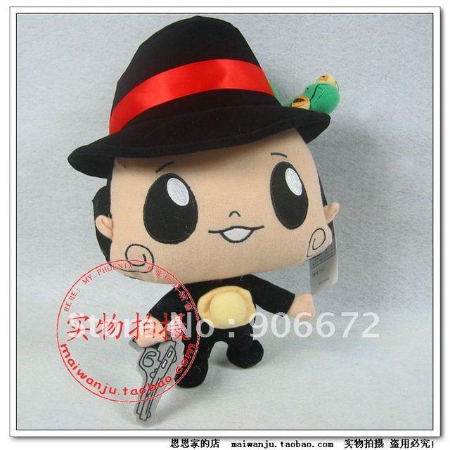 Hitman Reborn Japan anime plush toys 30cm free shipping baby dolls children toys