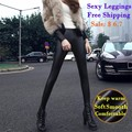 American and European Sexy Woman Leggings  Keep Warm Soft and Smooth Degree Of legging LOW Waist Comfortable Sexy Legging M035