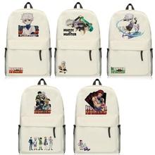 Comic Hunter backpack Hunter X &middot Zoudike Cecil killua shoulder bag student bag;