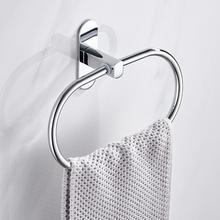 Stainless Steel Towel Rack Wall Mounted Shelf Organizer Hanging Holder Bathroom Accessories