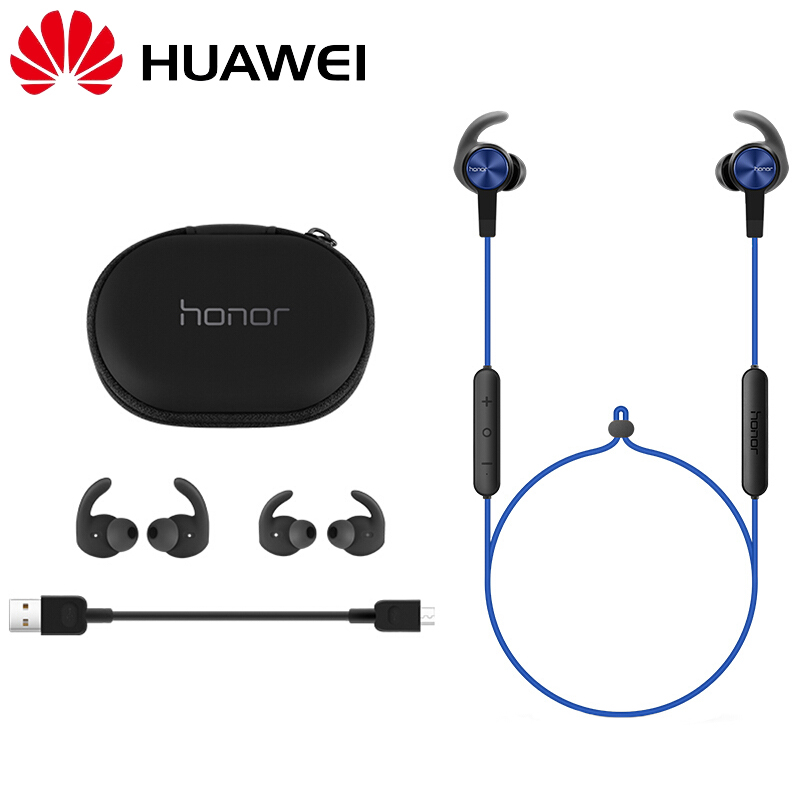 Original HUAWEI Honor AM61 XSport Wireless Earphone With Bluetooth 4.1 IPX5 Waterproof Headset For Xiaomi Android IOS