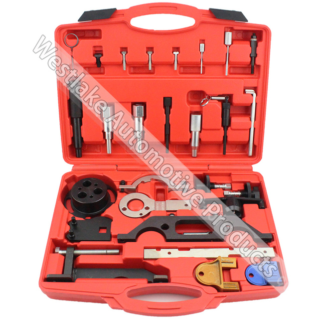 Camshaft Locking Tool Engine Timing Set For Ford Opel/Vauxhall Fiat