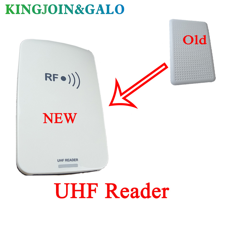 10cm-3meters Epc Gen2 Rfid Reader 902Mhz-928Mhz 865MHz-868MHz Usb Desktop Uhf Rfid Reader And Writer