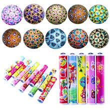 Children Best Toys Educational Toys Magic Kaleidoscopes Colorful World Best Children Gift(China)