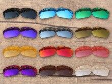 цена на Vonxyz 20+ Color Choices Polarized Replacement Lenses for-Oakley Valve New 2014 Frame