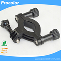 Sport Camera Mount Motorcycle Holder Tripod Adapter Bike Gropro Accessories Handlebar Seatpost Pole Mount Holder
