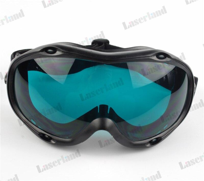 ep-2-10 190nm-355nm-380nm 600-650nm-765nm UV IR Laser Protective Goggles CE OD5+ ep 8 9 190nm 470nm uv 800nm 808nm 1700nm od5 ir laser protective goggles glasses