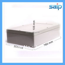 14.96″*10.24″*4.13″ Electrical Safety Meter Switch Box Flat Rectangular Plastic Box