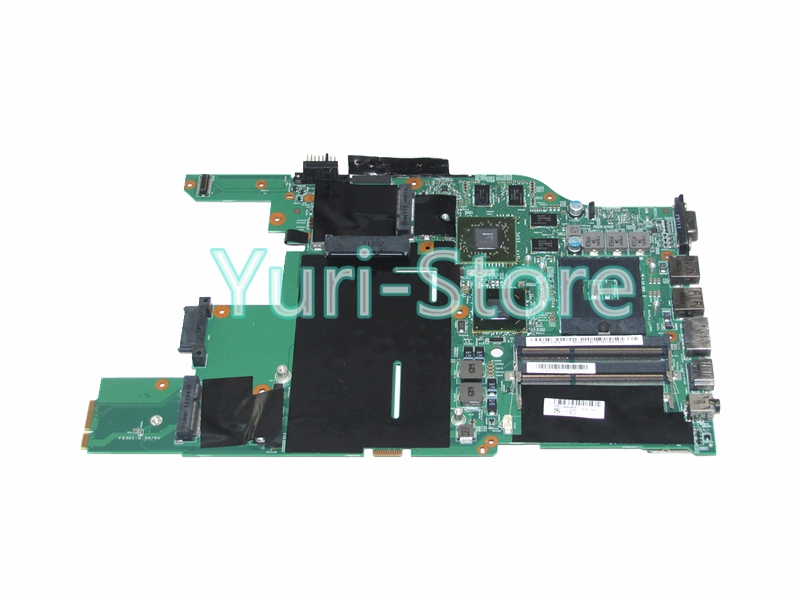 NOKOTION for Lenovo E520 laptop 04W0466 04W0724 mainboard HM65 HD6630M DDR3 100% Full Tested nokotion for acer aspire 5750 laptop motherboard p5we0 la 6901p mainboard mbrcg02005 mb rcg02 005 mother board