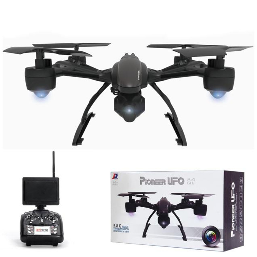 High Quqlity JXD 509G 5.8G FPV With 2.0MP HD Camera High Hold Mode RC Quadcopter + Monitor Toys Wholesale Free Shipping  high quqlity jjrc v686 5 8g fpv headless mode rc quadcopter with hd camera monitor gift for children toys wholesale