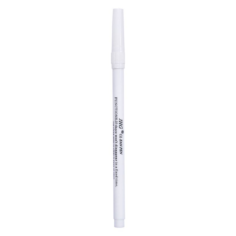 6pcs Air Erasable//Water Soluble Pen Clean Pen Auto-Vanishing Fabric Marker